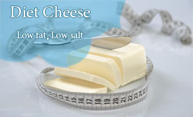 Kalber Diet Cheese